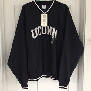 NWT Men's XL UConn pullover sweater